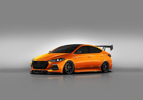 Тюнеры добавили Hyundai Elan…