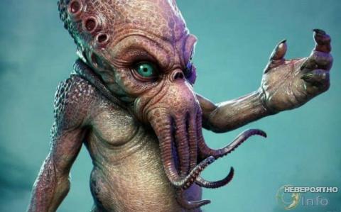 Пришельцы-осьминоги катали я…