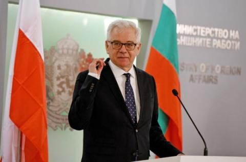 Днище польской дипломатии