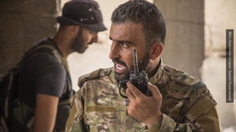 Сирийская армия готовит общи…