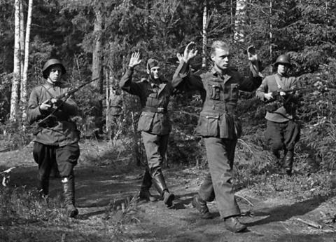 Как воспринимали русских солдат их противники