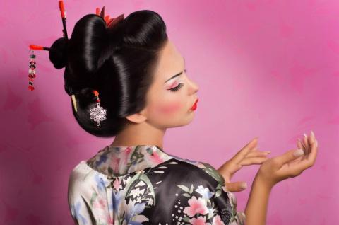 Прически за 5 минут с китайской палочкой для волос! Знаете ли вы свой тип кожи и как за ней ухаживать?