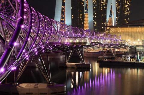Мосты невероятной красоты