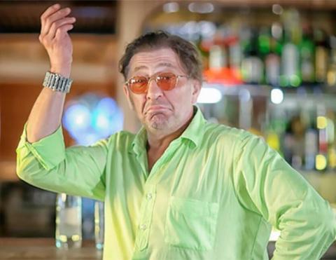 Григорий Лепс: «Не пью — и д…