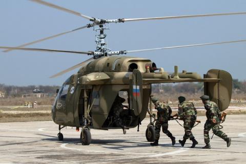Россия поставит Индии 200 вертолетов Ка-226Т на $1 млрд