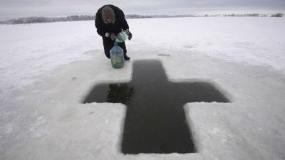 Вместо крещенских морозов, м…