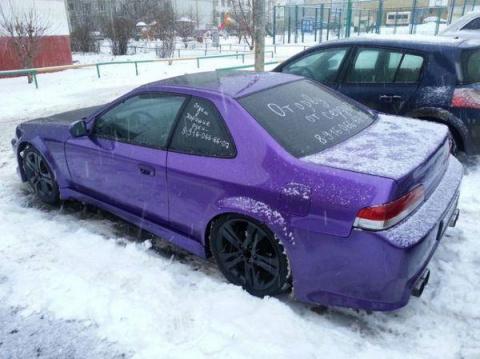 Хотел машину продать......