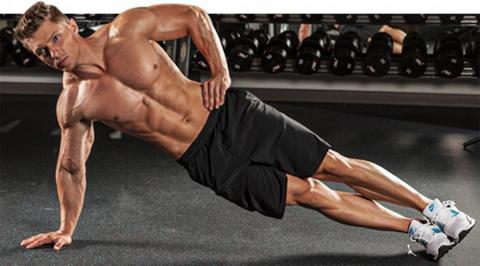 Чем так полезно упражнение «планка»?