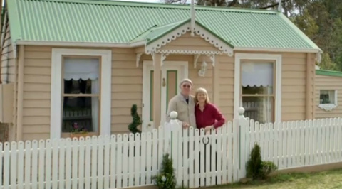 Железная дорога стимулировала австралийцев навестить родителей