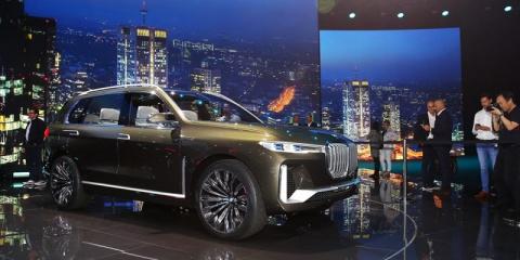 BMW X7 - дождались!