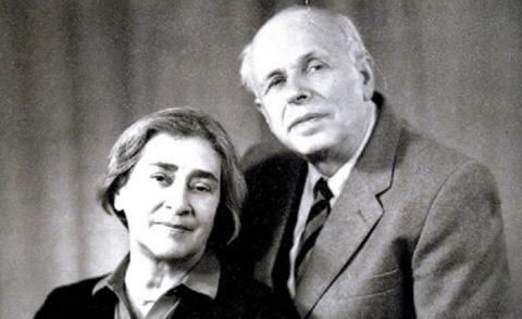 Академик Андрей Сахаров и Ел…