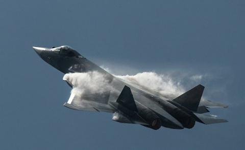 Российский истребитель-невид…