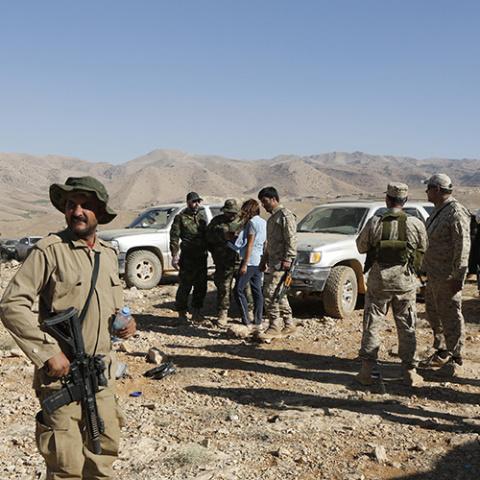 Армия Асада и «Хезболла» за …