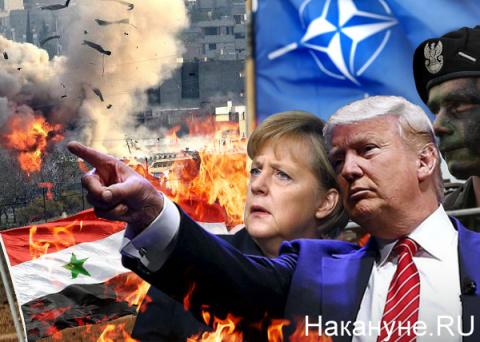 Запад проигрывает в Сирии, п…