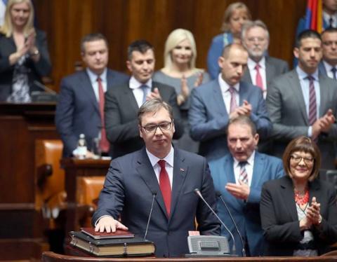 Белград намерен предотвратит…