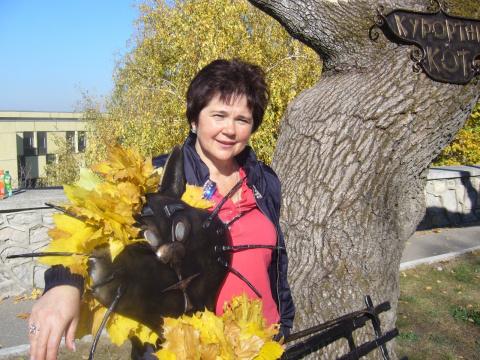 Людмила Взятышева