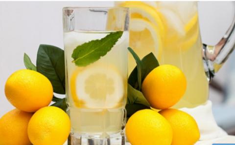 Пейте лимонную воду вместо т…