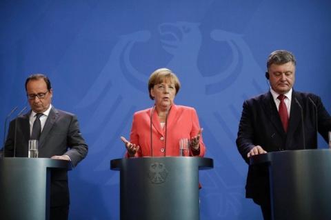 Европа и Украина избегают Ми…