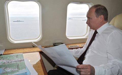 «Проект планетарного масштаба»: Путин намерен осуществить то, что не удалось Сталину