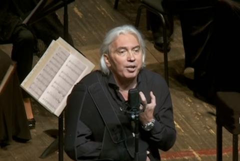 «Дмитрий, возвращайтесь!»: зрители плакали на единственном концерте Хворостовского