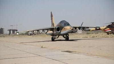 Россия+Ирак+Иран+США=Су-25