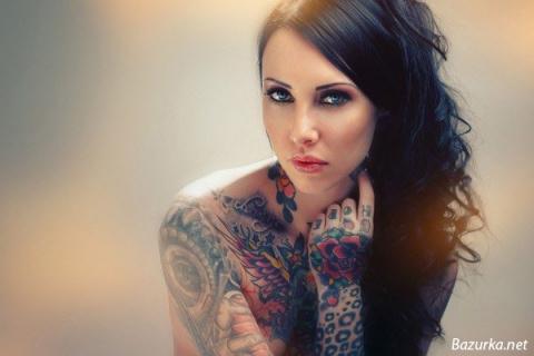 Татуировки и их влияние на судьбу!