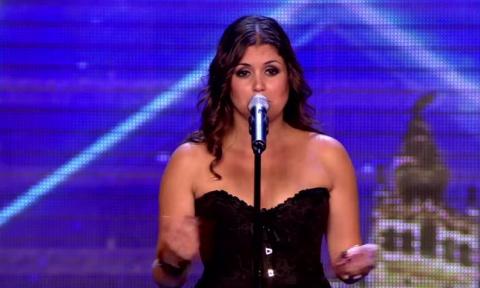 Талант Шоу Испания. Девушка …