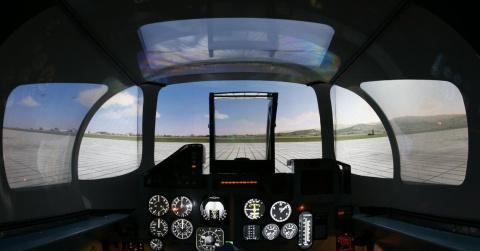 Как самолёт контролирует здо…