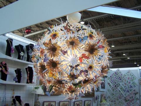 Выставка Формула рукоделия Осень 2012