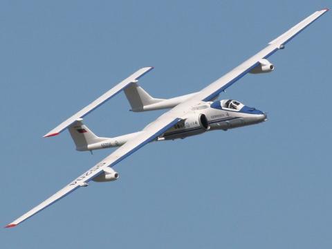 """Самолет М-55 """"Геофизика"""" гот…"""