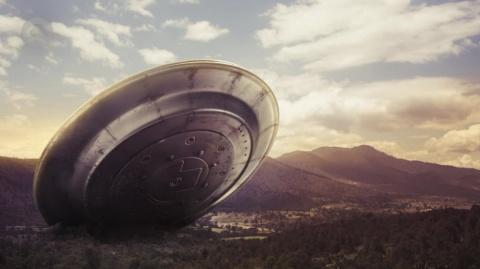 Катастрофы неопознанных летающих объектов