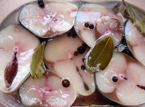 Топ-9 маринадов для рыбы