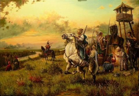 185 лет со дня создания Азов…