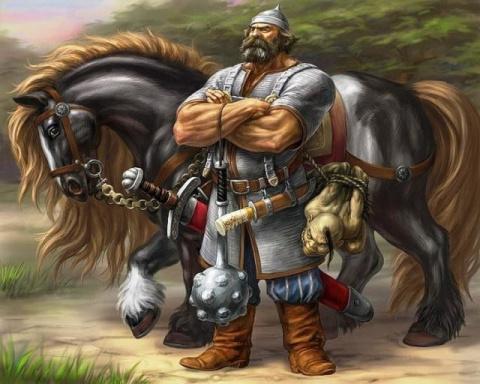 Супер-герои против воинов Христовых