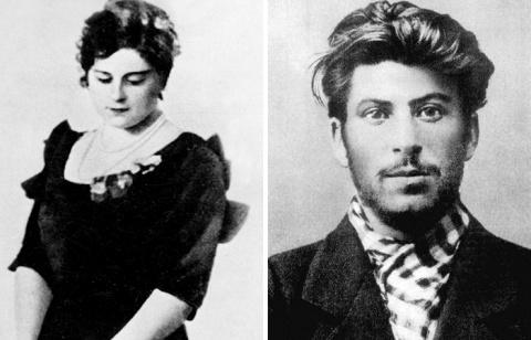 Като и Иосиф: первая любовь «отца народов», которая сделала его Сталиным