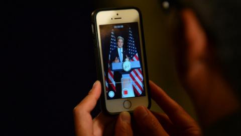 Прощальное откровение: Керри раскрыл американский план раздела Сирии