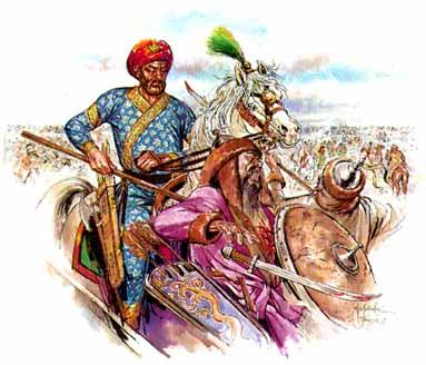 Крестовый поход монголов
