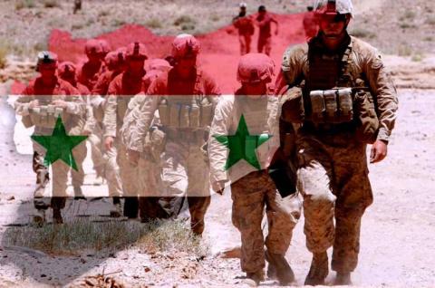 Сирийско-американский контра…