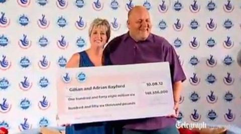 Он выиграл в лотерею 186 миллионов и бросил жену ради молодой! Но очень скоро наступило возмездие