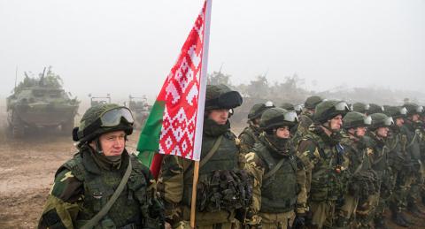 В Минобороны Белоруссии расс…