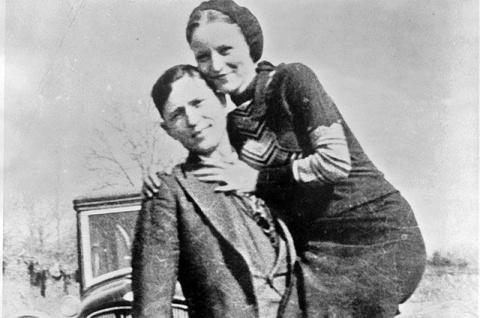 Бонни и Клайд:  «отморозки» времен Великой депрессии