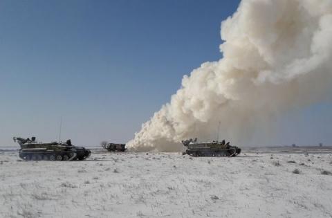 Украинские ракетчики вновь п…