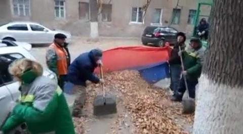 В Волгограде полиция проводи…