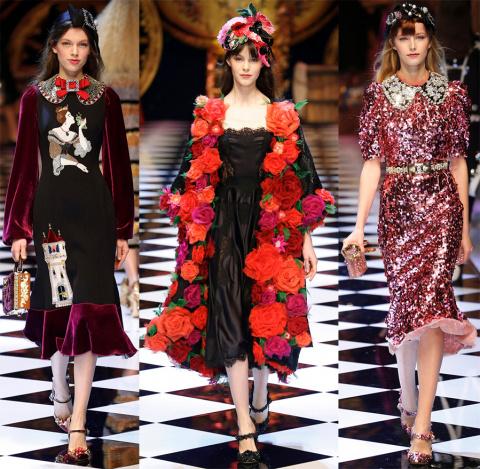 Модные цвета осенью и зимой 2016