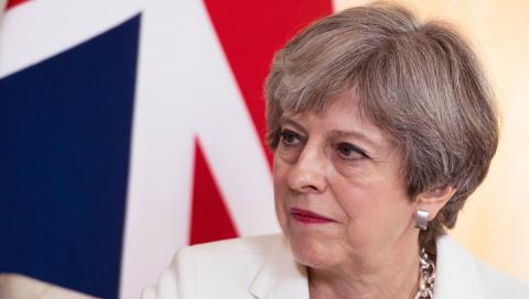 Спецслужбы Великобритании предотвратили покушение на Терезу Мэй