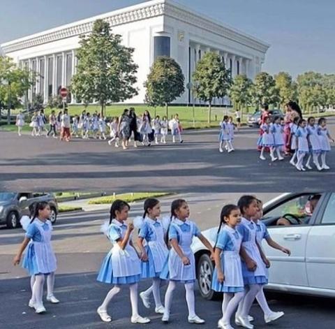 В Узбекистане начиная с этог…