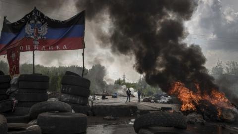 ДНР: движение по трассе Доне…