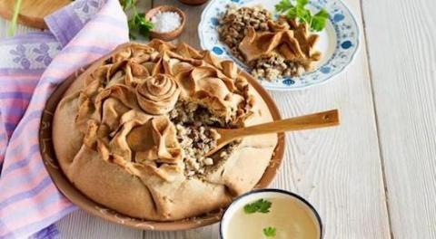 Самые популярные блюда татар…