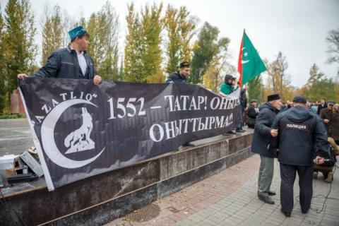 ТАТАРСКАЯ ОБИДА и Татарский язык до «майдана» доведет?