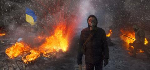 Майдан – по гамбургскому счету… Андрей Князев